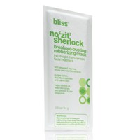 No 'Zit' Sherlock Breakout-busting Rubberizing Mask