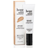 Hope in a Tinted Moisturizer