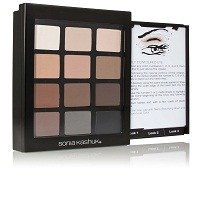Instructional Eye Shadow Palette in Eye On Neutral